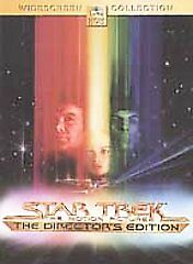 Star Trek the Motion Picture Director's Edition DVD Brand new, Sealed, free ship