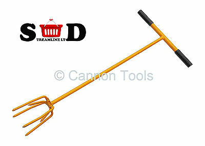 3Ft Garden Claw Weeders Garden Comfortable Handle Quality DIY Hand Tool CT0080