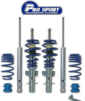 Prosport Coilover Suspension Kit VW Transporter T5 + T6 All Excl T32