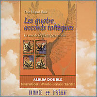 Cd - Les 4 Accords Tolteques - Don Miguel Ruiz