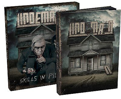Lindemann Skills in Pills ltd super deluxe edition w/book +extra track rammstein