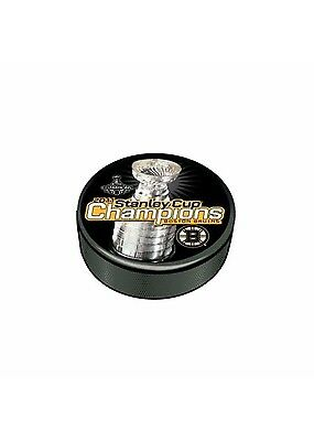 Boston Bruins 2011 Stanley Cup Champions NHL Collectors Puck