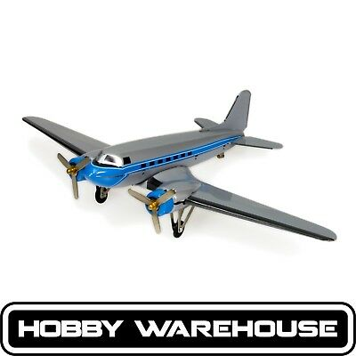 Retro Vintage Tin DC-3 Plane Toy