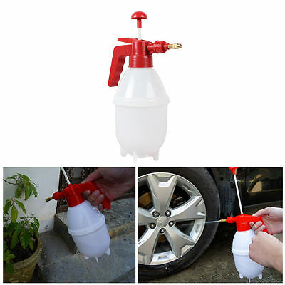 1pc Hand-Pressure Sprayer Watering Can Pressurized Pump Sprayer 800ML Sprinkling