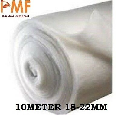 10M Aquarium Pond fish tank Filter Wool 18-22mm CHEAPEST ON EBAY