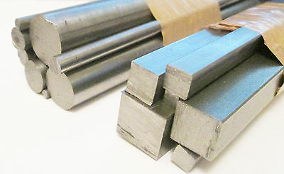 """Steel Bar Packs - Imperial Square or Round 6"""" Long Model engineering/live steam"""