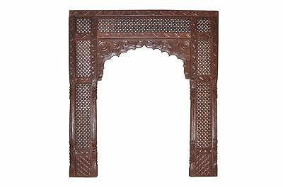 Both sides carved frame India