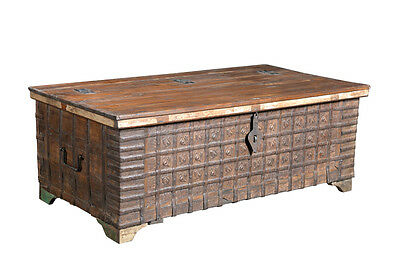 Mighty cassette chest from waste wood India Luxury Park