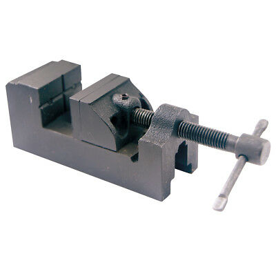 """1-1/2"""" Grooved Jaw Drill Press Vise (3900-1730)"""