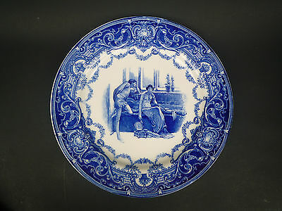 Royal Doulton England Collector Plate - Merry Wives Of Windsor