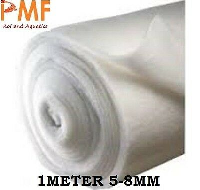 1M Aquarium Pond fish tank Filter Wool 5-8mm for koi ponds CHEAPEST ON EBAY