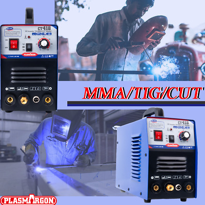 3IN1 Cutter TIG MMA Welder Cutting ARC Display Welding 110/220V  all accessories