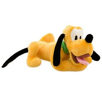 Disney Pluto Plush Toy 7""