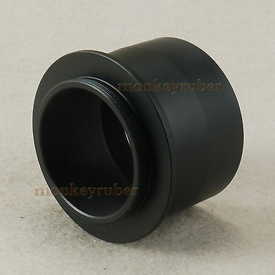 """2"""" To T2 M42*0.75 2 inch DSLR Prime Nose Adapter For Telescope ED APO K 2103"""