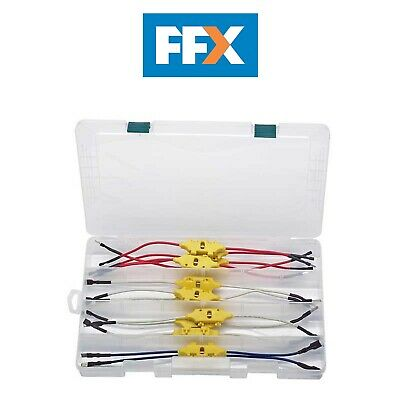 Draper RTK Expert 13Pc Relay Test Lead Kit