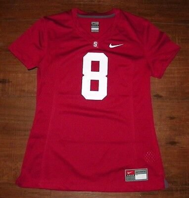 Stanford Cardinal Nike Women's Game Team Replica Football Jersey NEW
