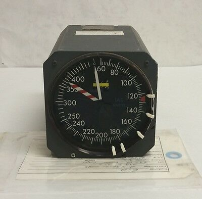 Boeing 747 Aircraft Airspeed Indicator P/N A4321710002