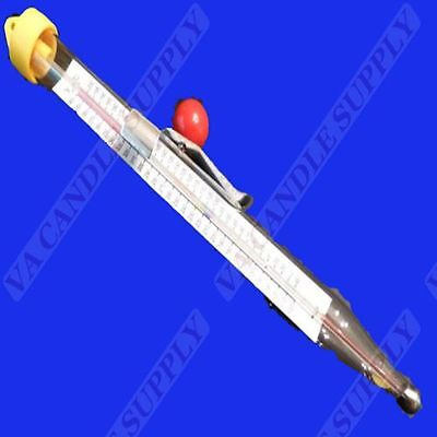 Glass Thermometer For Candle/soap Making *** Free Shipping***