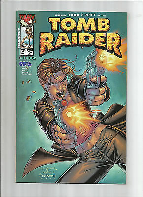 Tomb Raider #7 High Grade (Nm) Top Cow