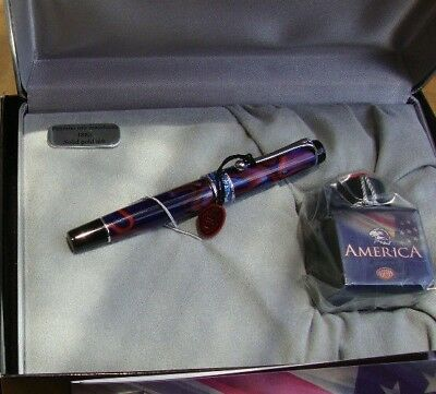 Aurora America Fountain Pen Limited Edition