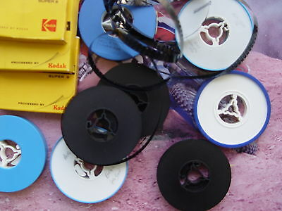 REEL TRANSFERS - 8mm/Super 8 or 16mm film to DVD (no projector)