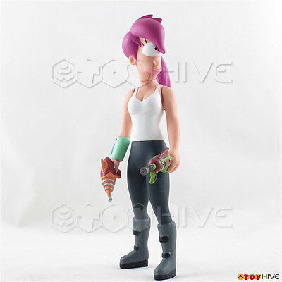 Futurama Leela 2008 regular loose collectible figure by Toynami