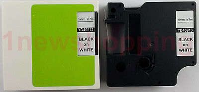 Great Quality Compatible For  LabelManager LabelPoint D1 Label Tape 9mm