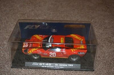 Fly Ford GT-40 1/32 slot car