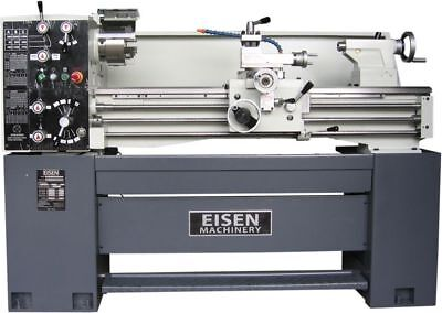 "EISEN 1440E 14"" x 40"" Precision Engine Lathe, Made in Taiwan, 220V Single-Phase"
