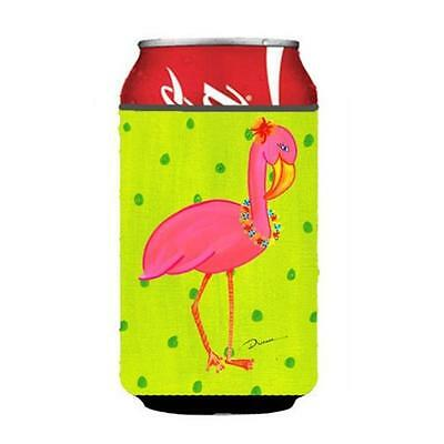 Carolines Treasures LD6153CC Bird Flamingo Can or bottle sleeve Hugger