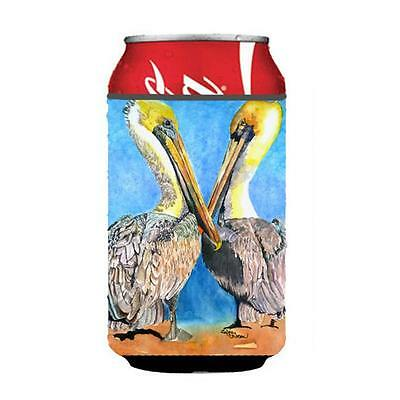 Carolines Treasures 8539CC Bird Pelican Can or bottle sleeve Hugger