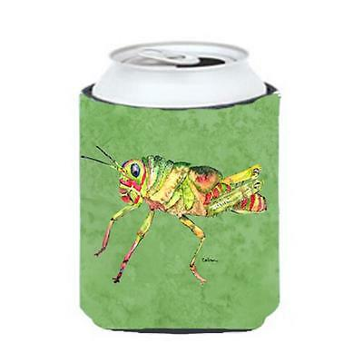 Carolines Treasures Grasshopper On Avacado Can Or bottle sleeve Hugger 12 oz.
