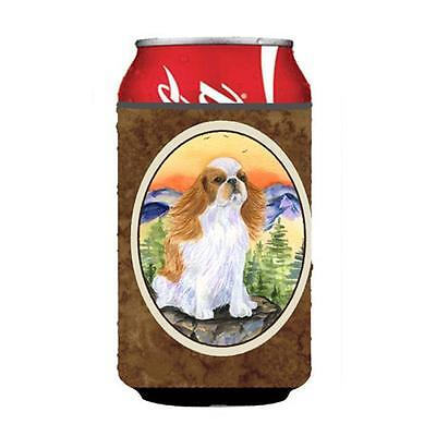 Carolines Treasures English Toy Spaniel Can Or bottle sleeve Hugger 12 oz.