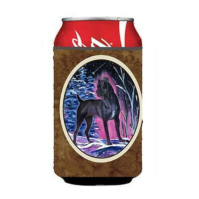 Carolines Treasures SS8410CC Starry Night Cane Corso Can Or bottle sleeve Hugger