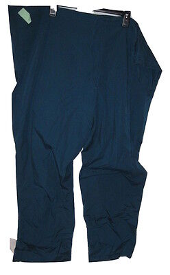 pre owned dickies blue scrub pants size 2xl