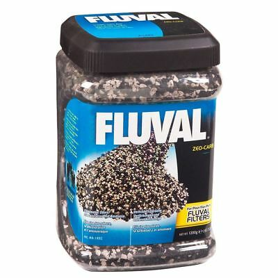 Fluval Zeo-Carb Aquarium Filter Media 1200g Ammonia Remover *Genuine*