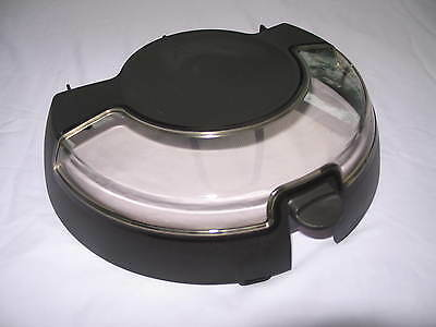 Tefal Lid Top Cover Transparent & Black Actifry (SS-993604) AL806240 GH806215