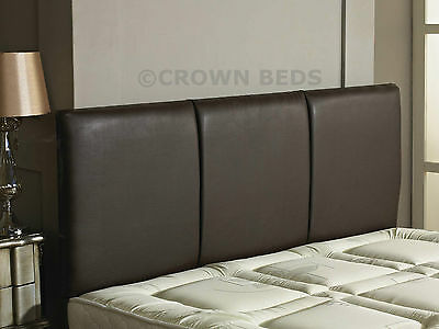 QUALITY FAUX LEATHER ALTON HEADBOARD IN 2ft6,3ft,4ft,4ft6,5ft,6ft AMAZING PRICE