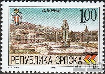 Serbian Republic bos.-h 212 mint never hinged mnh 2001 Tourism