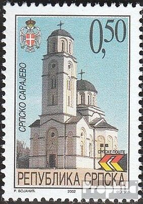 Serbian Republic bos.-h 238 mint never hinged mnh 2002 Tourism