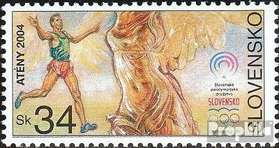 Slovakia 487 mint never hinged mnh 2004 Olympics Summer