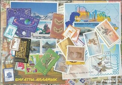 kazakhstan 1998 mint never hinged mnh Complete Volume in clean Conservation