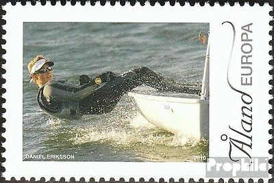 Finland-Aland 330 mint never hinged mnh 2010 my stamp