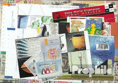 Finland 2000 mint never hinged mnh Complete Volume in clean Conservation
