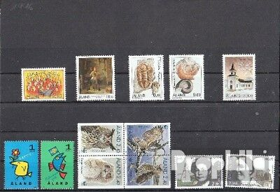 Finland-Aland 1996 mint never hinged mnh Complete Volume in clean Conservation