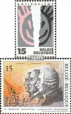 Belgium 2508,2534 mint never hinged mnh 1992 special stamps