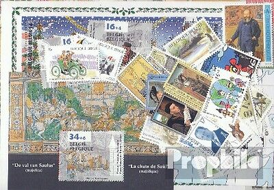 Belgium 1996 mint never hinged mnh Complete Volume in clean Conservation