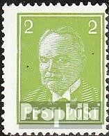 Estonia 114 mint never hinged mnh 1936 clear brands: state president Päts
