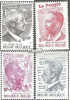 Belgium 1929-1932 mint never hinged mnh 1977 Personalities