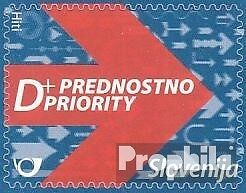 slovenia 831 mint never hinged mnh 2010 clear brands: Prioritätspost